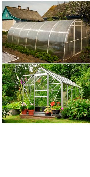Residential Greenhouses By Wind Chime Nursery Premier