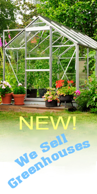 NEW at Windchime Nursery - Arched & Peaked Greenhouses